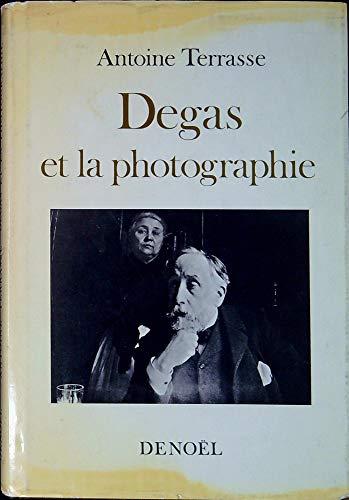 9782207228616: Degas et la photographie