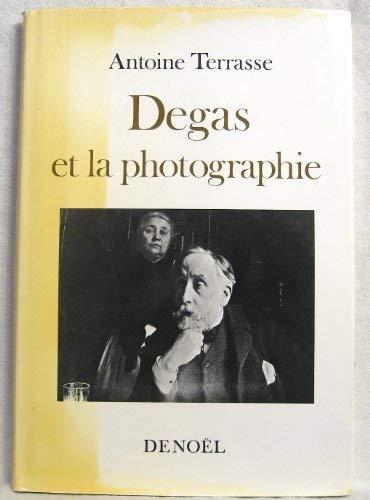 Degas et la photographie: Terrasse, Antoine