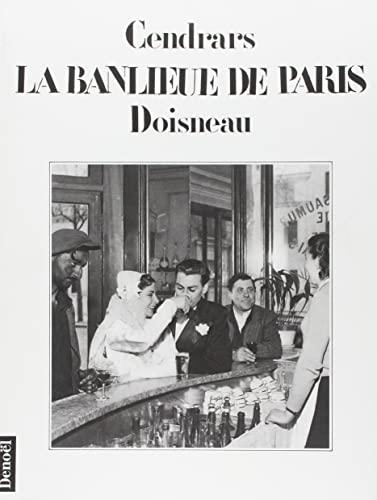 9782207229019: La Banlieue de Paris