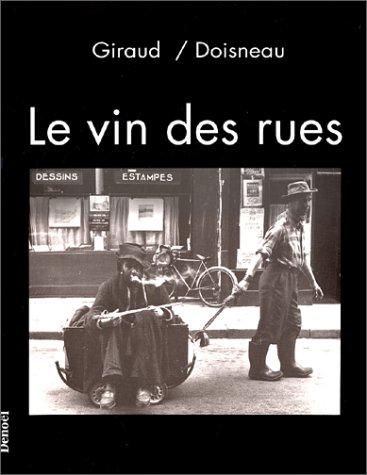 9782207229224: Le Vin des rues