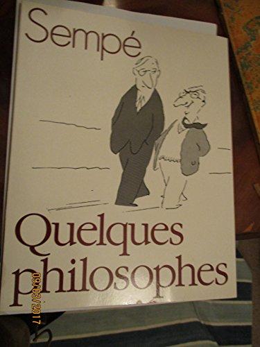 9782207230114: Quelques philosophes