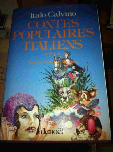 9782207230862: Contes populaires italiens, tome 4 : Les Îles
