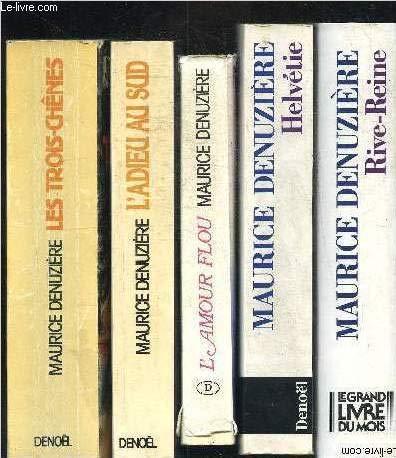 9782207230923: Les trois-chênes: Roman (French Edition)