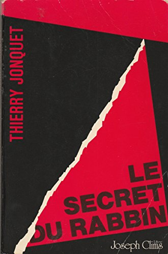9782207232347: Le secret du rabbin: Roman (French Edition)