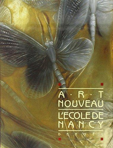 9782207234006: Art nouveau: L'ecole de Nancy (French Edition)