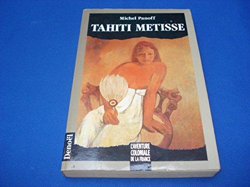 9782207236406: Tahiti métisse