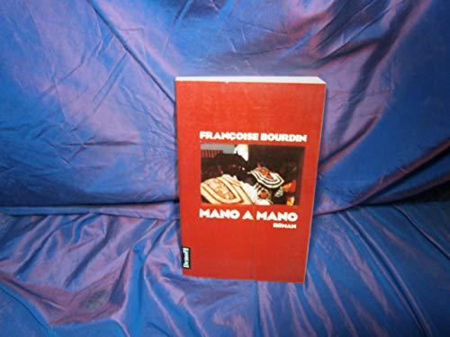 9782207238677: Mano a mano: Roman (French Edition)