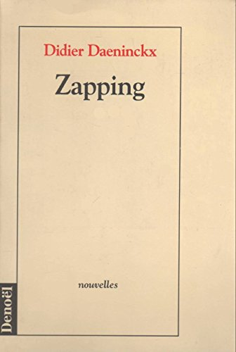 9782207239773: Zapping: Nouvelles (French Edition)
