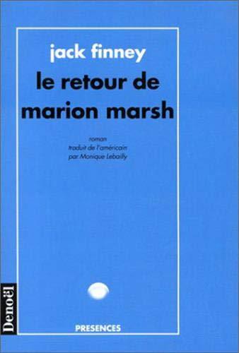 9782207239858: Le retour de Marion Marsh
