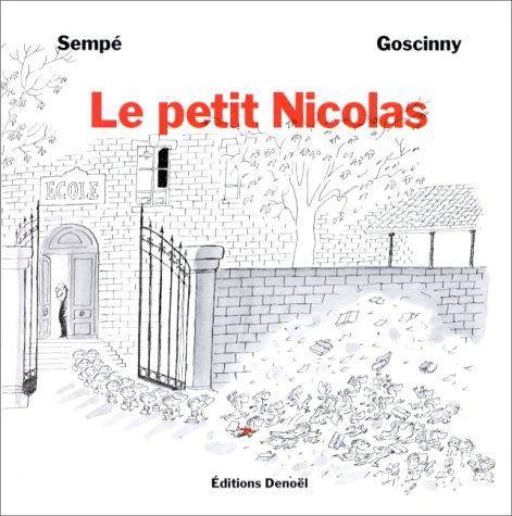 9782207241424: Le petit nicolas (Humour)