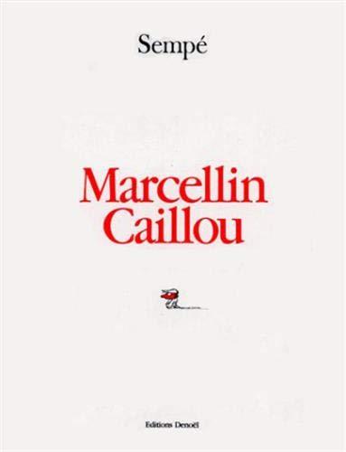 9782207242933: Marcellin Caillou (Humour)