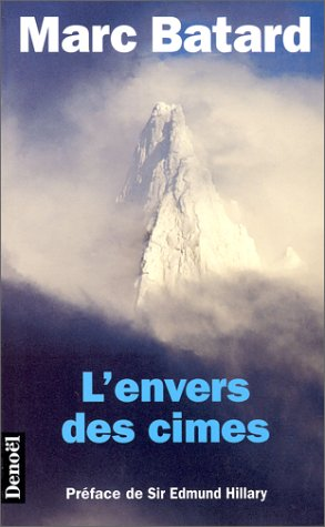 9782207243084: L'envers des cimes (French Edition)