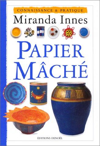 9782207244210: Papier mache