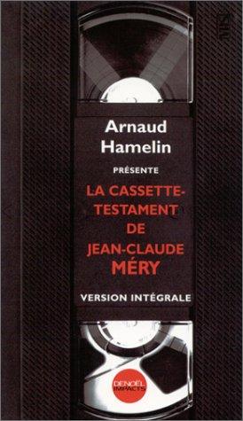 9782207251911: la cassette-testament de jean-claude mery