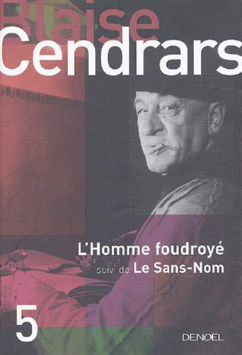 9782207253410: L'Homme foudroyé, suivi de Le Sans-Nom