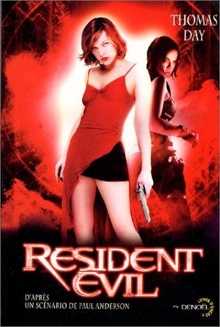 Resident Evil: Genesis (Lunes d'encre): Day,Thomas