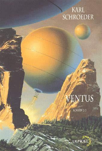 Ventus, tome 2 (2207253694) by Karl Schroeder; Michelle Charrier