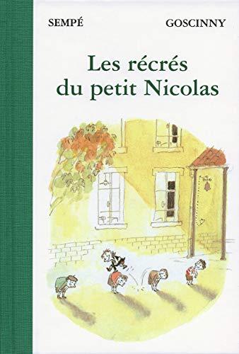 9782207254011: Les récrés du petit Nicolas