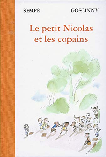 9782207254929: Le Petit Nicolas et les Copains (French Edition)
