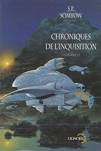 9782207255667: Chroniques de l'Inquisition (Tome 2)