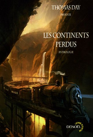 Les continents perdus (French edition): Thomas Day