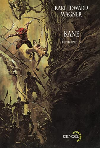 9782207256961: Kane: L'intégrale (1) (Lunes d'encre) (French Edition)