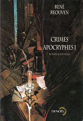 9782207257142: Crimes apocryphes (Tome 1)