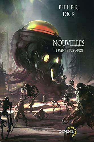 9782207258712: Nouvelles (1953-1981) (Lunes d'encre)