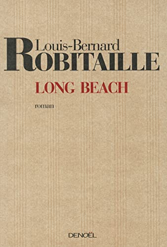 9782207258750: Long Beach (French edition)