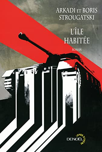 L'île habitée (French Edition): Boris Strougatski