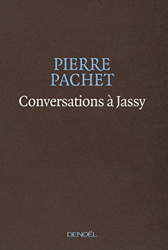 9782207261187: Conversations à Jassy (French Edition)