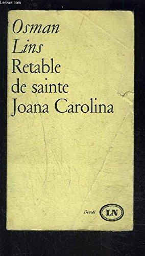 9782207281291: Retable de Sainte Joana
