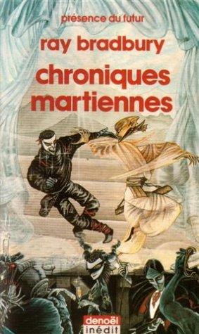 9782207300015: Chroniques martiennes