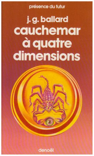9782207300824: Cauchermar a quatre dimensions