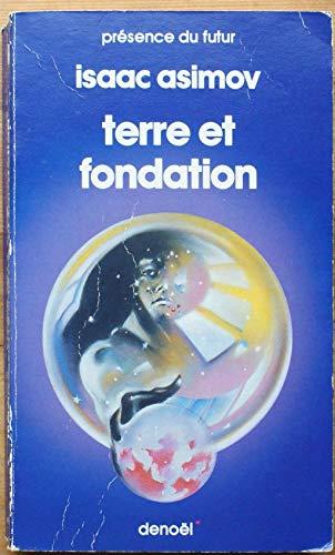 9782207304389: Terre et Fondation