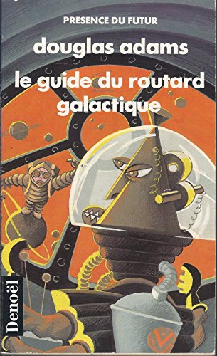 9782207503409: Guide du routard galactique