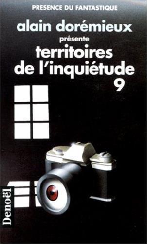 Territoires de l'inquiétude. 9: Jean-Pierre Andrevon; Jacques