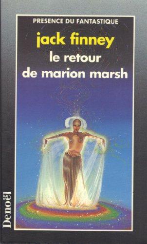 9782207600627: Le retour de Marion Marsh