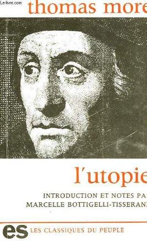 9782209026845: L'utopie, discours du tres excellent homme raphael hythloday sur la meilleure constitution d'une republique