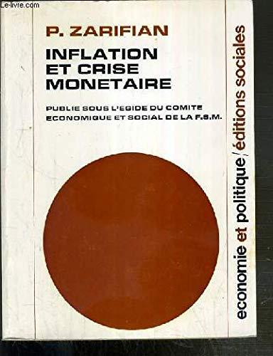 9782209051724: Inflation et crise monétaire (Économie et politique) (French Edition)