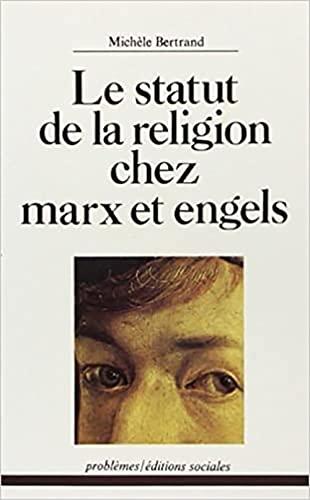 9782209053162: Le statut de la religion chez Marx et Engels (Problemes) (French Edition)