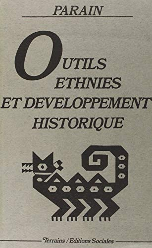 OUTILS ETHNIES ET DEVEL B: PARAIN CHARLES