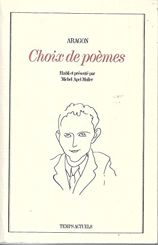 9782209055449: Choix de poemes (French Edition)