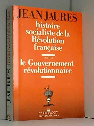 9782209058273: Le gouvernement révolutionnaire (Histoire)