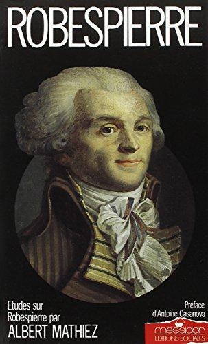 9782209060498: �tudes sur Robespierre : 1758-1794 (Histoire)