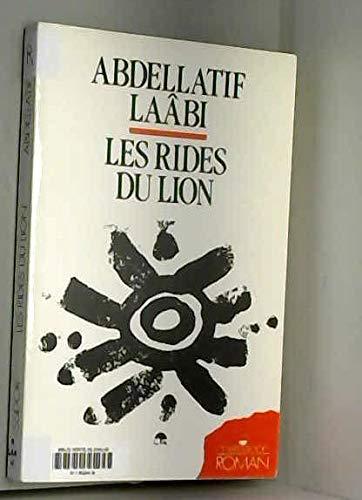 9782209061242: Les rides du lion: Roman (Messidor/Roman) (French Edition)