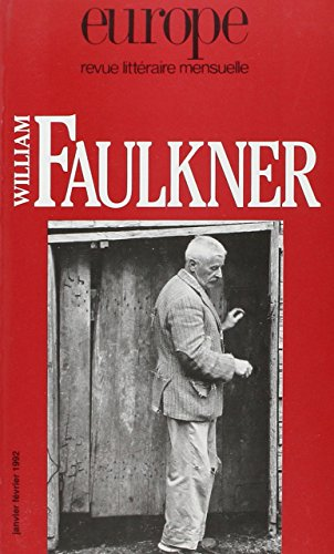 9782209065141: Europe faulkner 753 (French Edition)