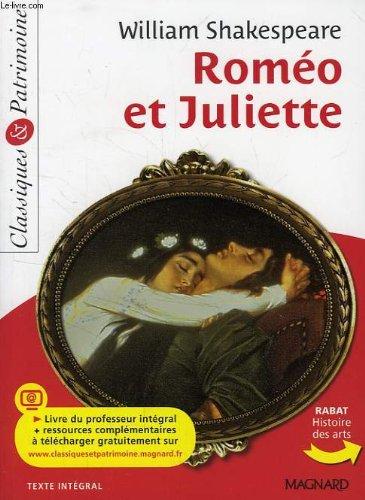 9782210069558: Rom�o et Juliette