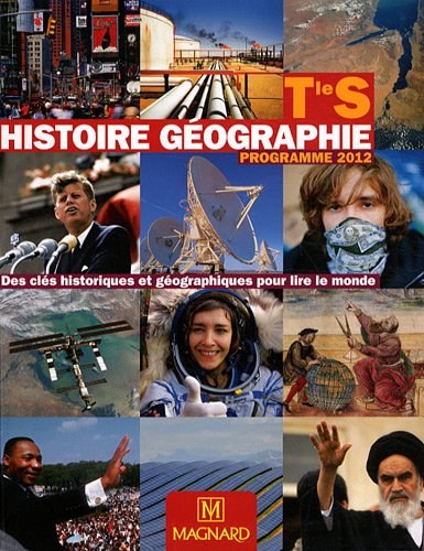9782210104181: histoire geographie terminale s
