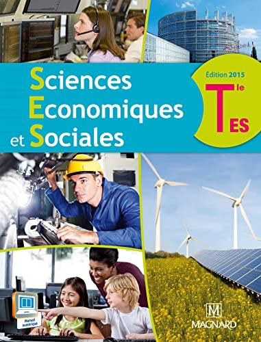 9782210104600: Sciences économiques et sociales Tle ES : Manuel élève